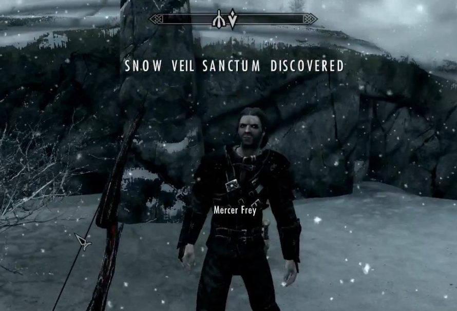 Skyrim Sidequest – Speaking with Silence