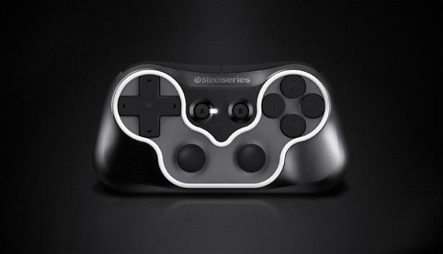 SteelSeries Ion Bluetooth Gaming Controller for Tablets and Smartphones