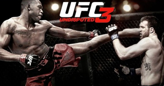 UFC Undisputed 3 Demo Due Later This Month