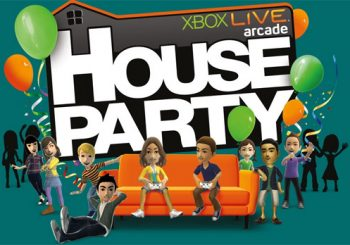 Xbox Live Arcade House Party Dated