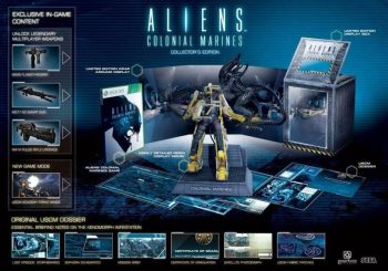 Aliens Colonial Marines Collector's Edition Leaked