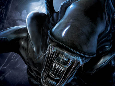Teaser Image For New Aliens: Colonial Marines Trailer