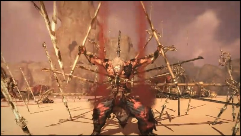 Asura's Wrath Gets A New Trailer