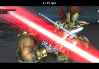 New Screenshots for Dynasty Warriors NEXT Released