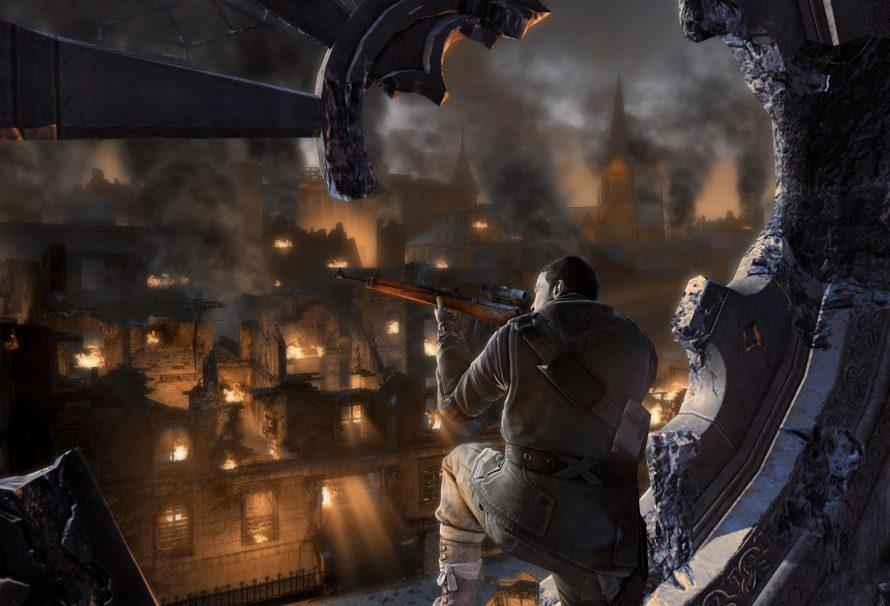 New Sniper Elite V2 Screens And Video