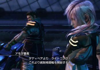 Lightning Strikes In Final Fantasy XIII-2 DLC