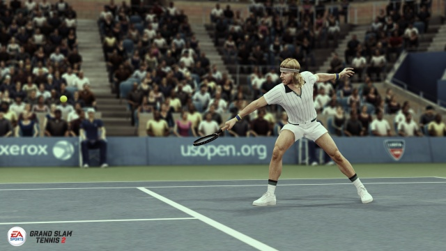 Grand Slam Tennis 2 Demo Trailer Revealed