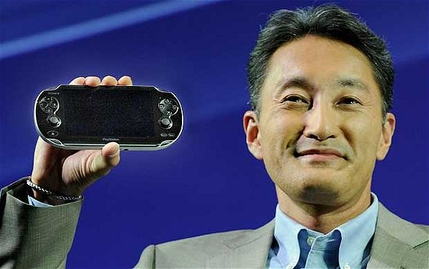Kaz Hirai To Become Sony President In April