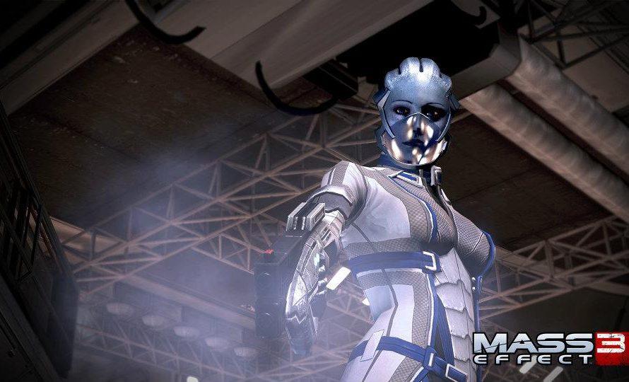 Two New Mass Effect 3 Screenshots Released