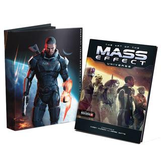 The Art of Mass Effect Universe Contains Mass Effect 3 DLC