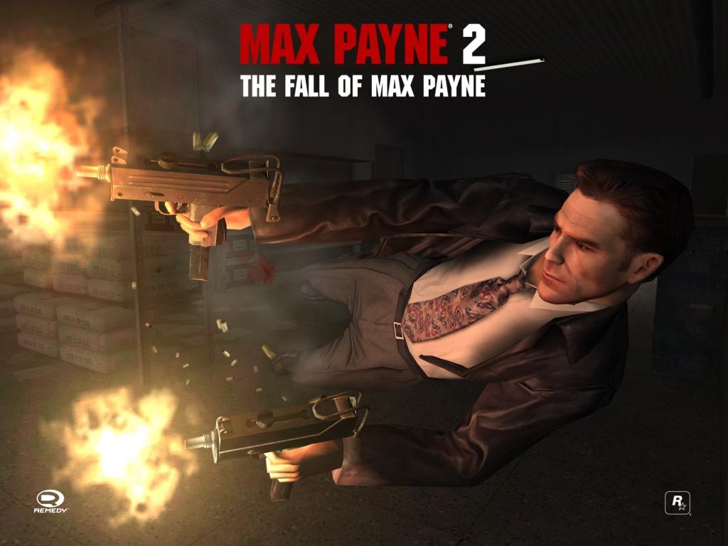 حصرياً لعبة الجريمة والأكشن والغموض Max Payne 2