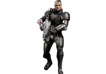 Mass Effect 3 Figurines Bundled With DLC