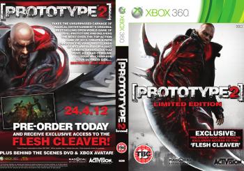 Prototype 2 Limited Edition Revealed