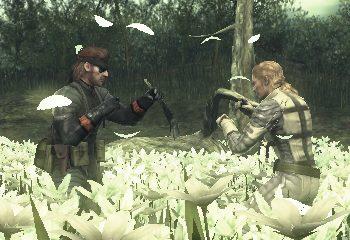 Metal Gear Solid: SNake Eater 3D Footage