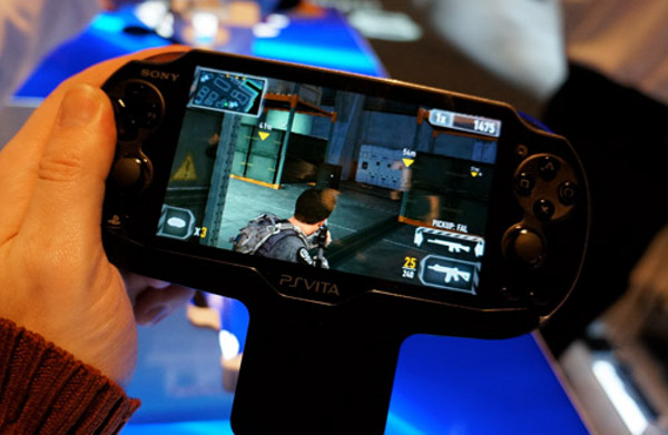 Hacked PS Vita Allows You To Play PS3 Games - Just Push Start