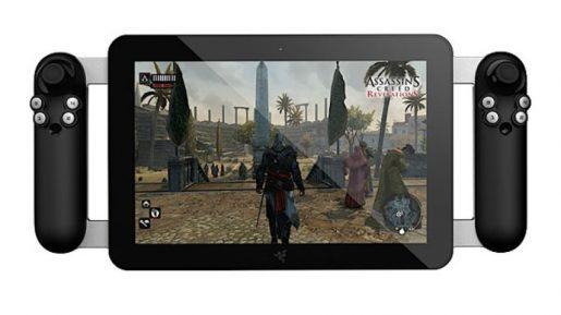 Razor Reveals Tablet Gaming Pc Hybrid Just Push Start
