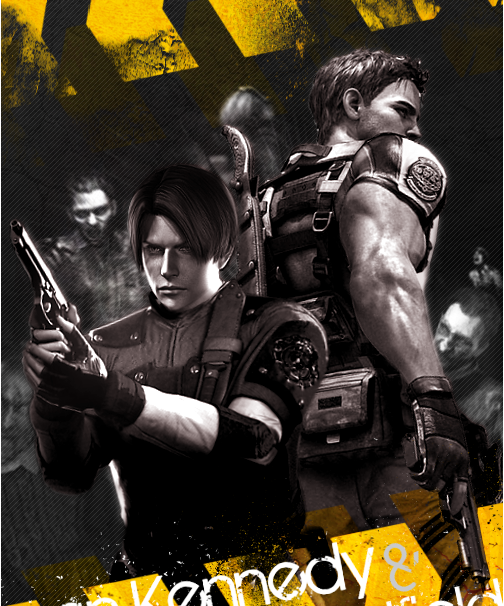Leon Kennedy and Chirs Redfield Rumored to Lead RE6