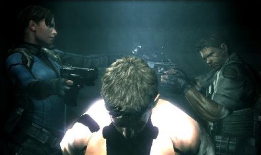 Resident Evil: Revelations Demo Footage