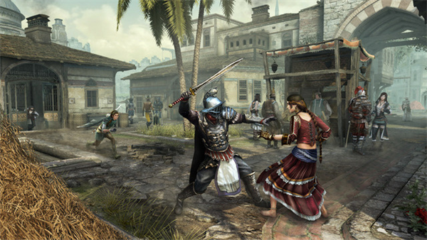 Assassin's Creed: Revelations Mediterranean Traveler Pack Coming This Month