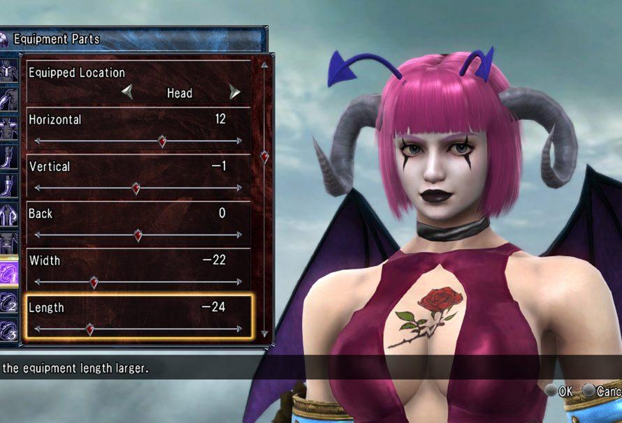 Multiple DLC Packs for SoulCalibur V Revealed