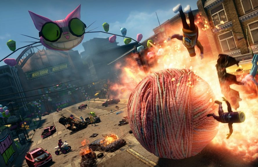 Saints Row: The Third Genki Bowl VII DLC Dated