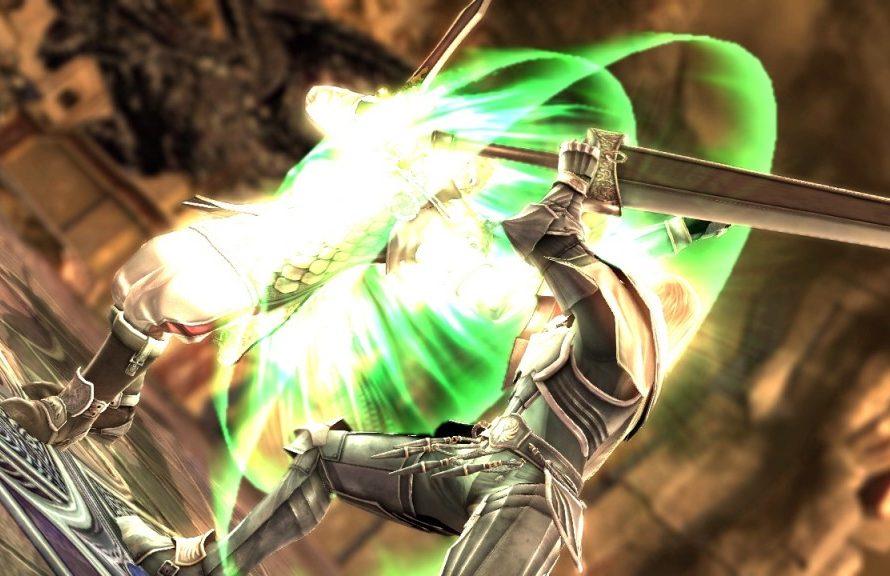New Soul Calibur V Screens Show Off Online Mode