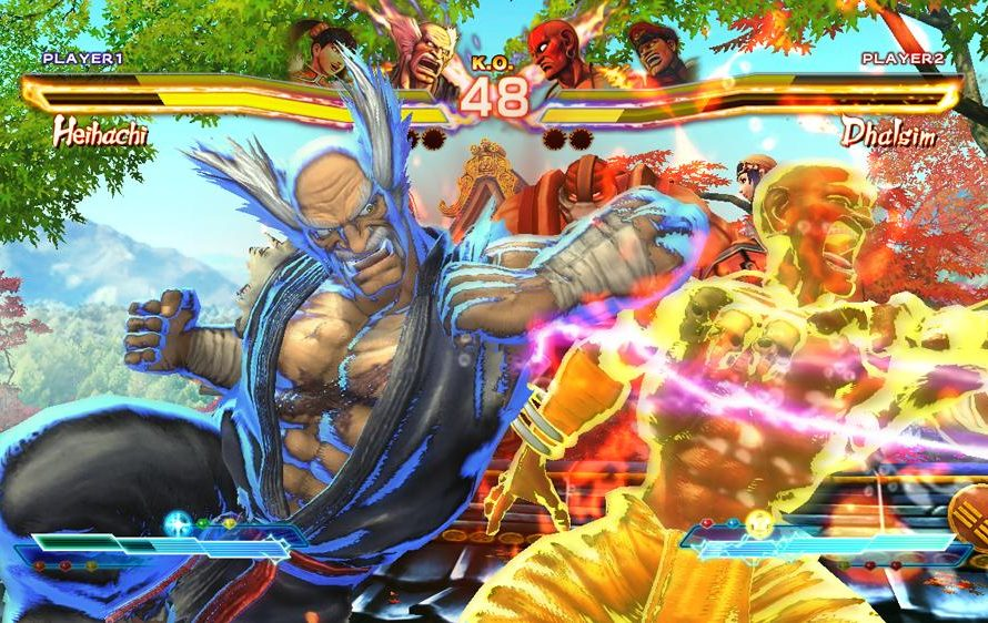 M. Bison and Xiaoyu Confirmed for Street Fighter x Tekken