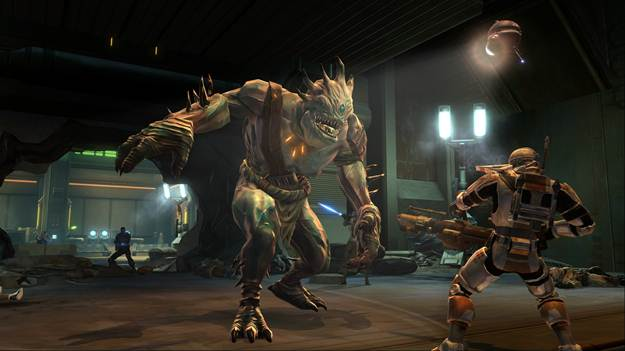 Star Wars: The Old Republic Update 1.1: Rise of the Rakghouls Coming Next Week
