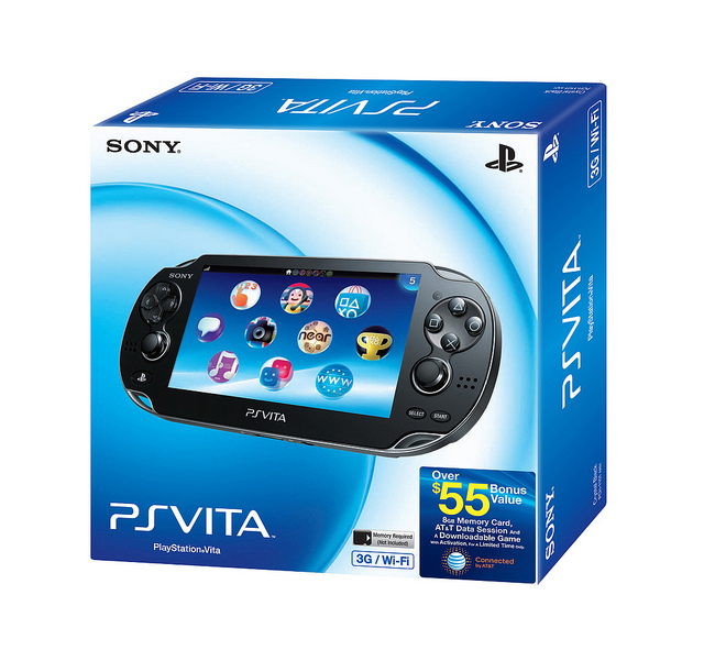Sony Listened! New PlayStation Vita Bundle w/ Memory Card Revealed
