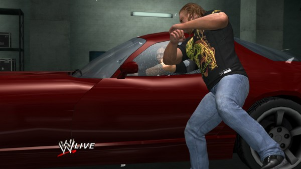 """What Changes Can Be Made To WWE '12's """"Free Brawl"""" Mode?"""