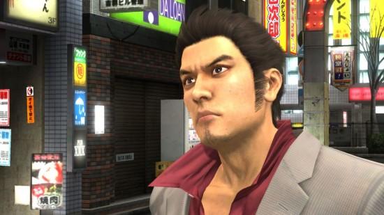 Yakuza Heading to PlayStation Vita