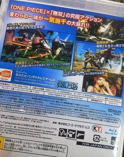 Rumor: Kaizoku Musou has Online Play and More