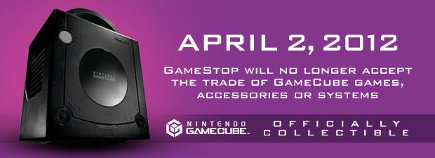 GameStop to Discontinue Gamecube Trade-Ins