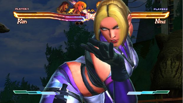 Street Fighter X Tekken for the PlayStation Vita Includes 12 Extra Fighters