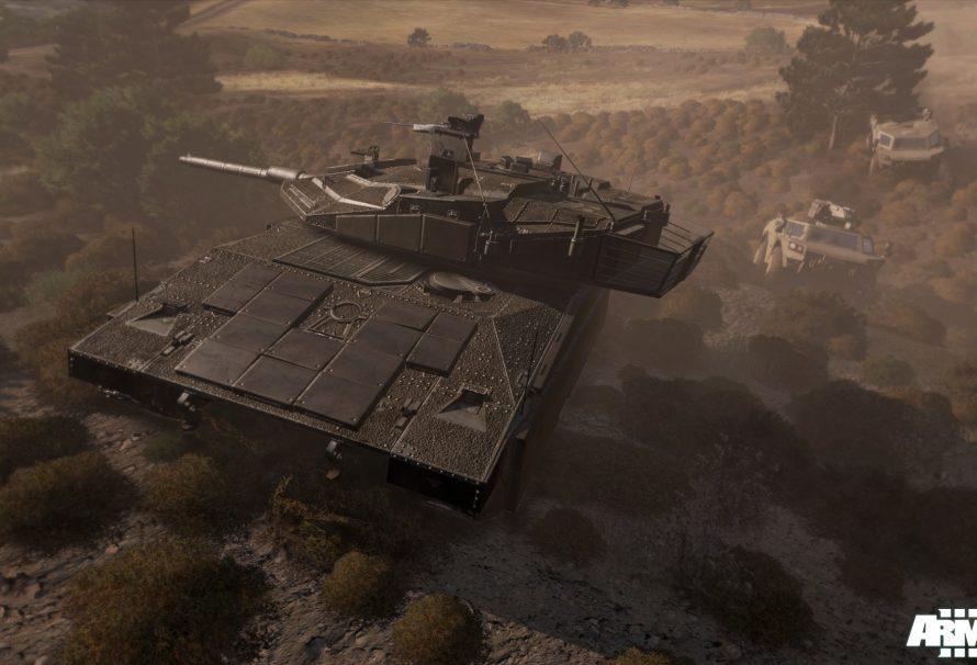 Bohemia Interactive Release New Screenshots Of ARMA III