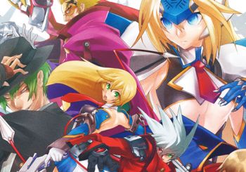 BlazBlue: Continuum Shift Extend Coming to the PSP in May