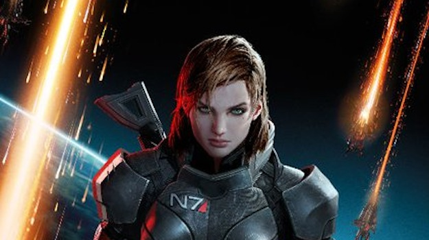 Femshep Takes Centre Stage in New Mass Effect 3 Trailer