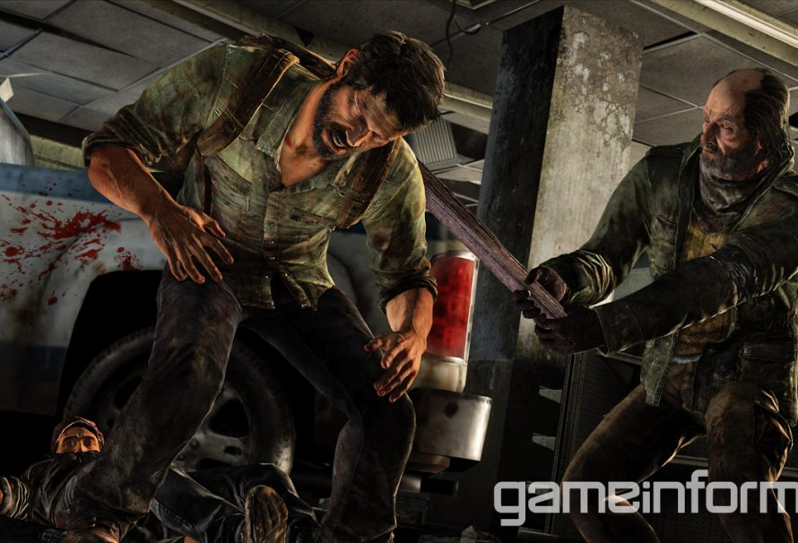 Gameinformer Teases Gamers with New The Last of Us Screenshots
