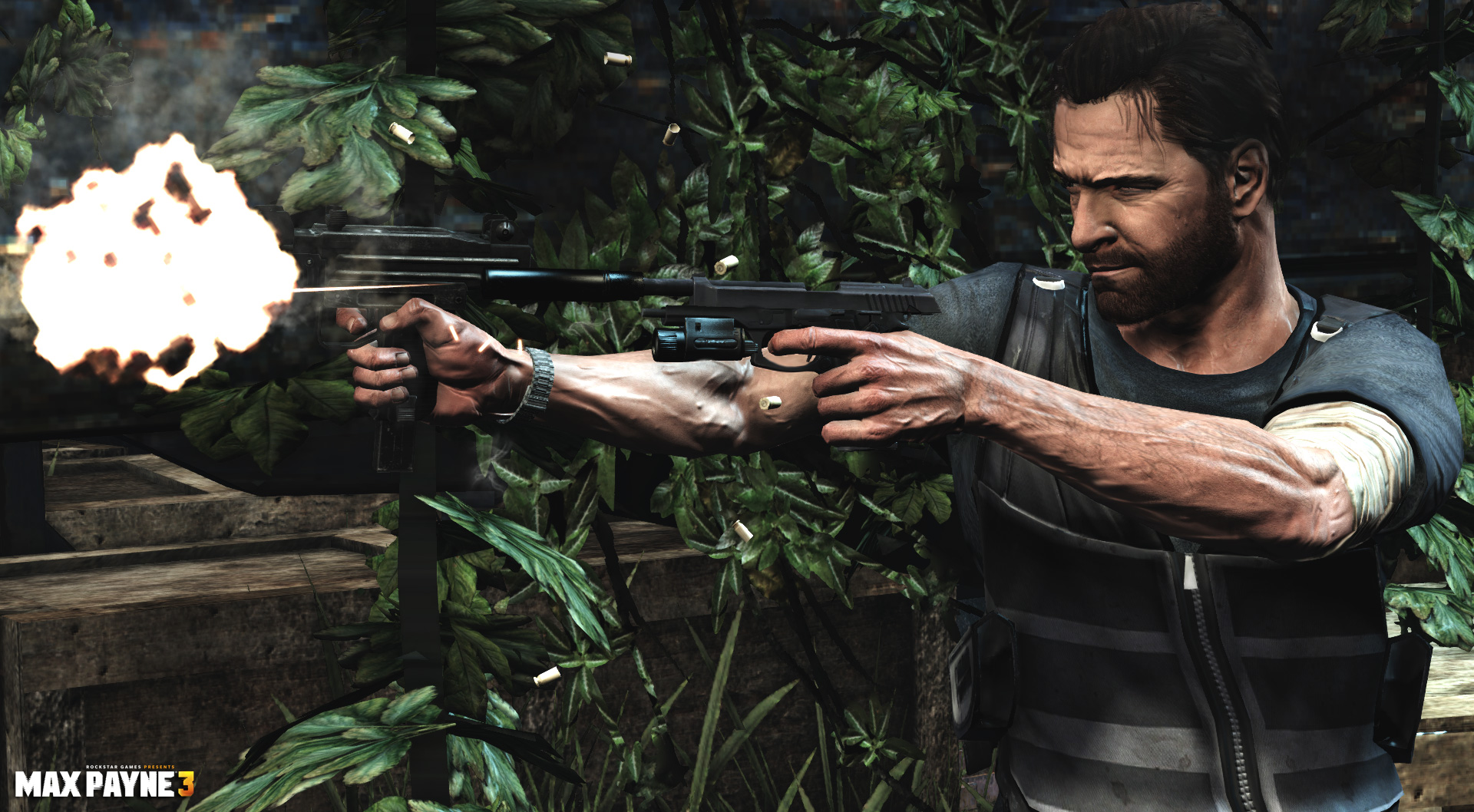 New Screenshots Of Max Payne 3 For Pc Released Just Push Start