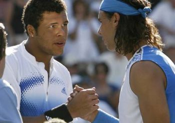Tsonga vs. Nadal In Grand Slam Tennis 2