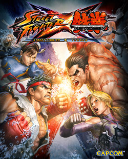 Street Fighter X Tekken Goes Gold
