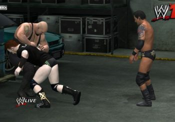 More Updates And Notes On WWE '12 Servers
