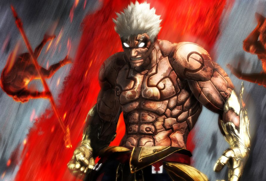 Asura's Wrath First Five Minutes