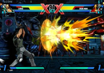 Capcom Details Exclusive Features For Playstation Vita Version Of Ultimate Marvel Vs. Capcom 3