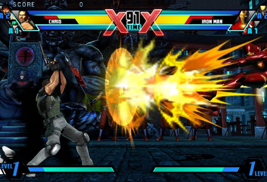 Capcom Details Exclusive Features For Playstation Vita Version Of Ultimate Marvel Vs. Capcom 3