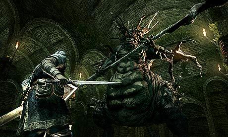 Dark Souls Digital Strategy Guide Now on Japanese PSN