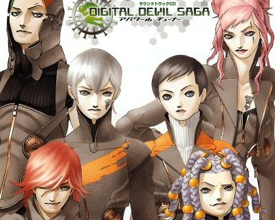 SMT: Digital Devil Saga 1 & 2 Coming to PSN in Europe