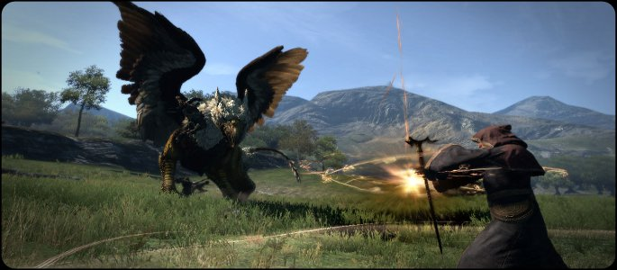 New Videos Released For Dragon's Dogma Showing Off Ranger And Mage Classes