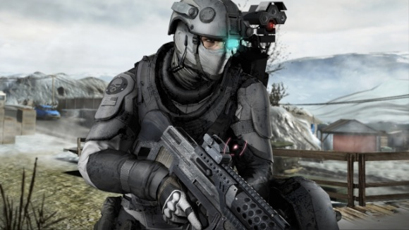 Ghost Recon: Future Soldier Animation and Cover Trailer