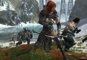 Guild Wars 2 Announced for Consoles